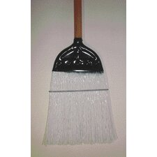 <strong>Hamburg Industries</strong> Poly Broom with Metal Head