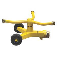 Rotating Traveler Sprinkler
