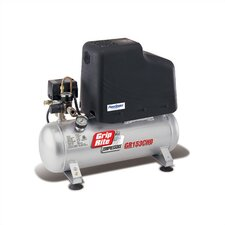 3 Gallon 2 HP Oil Free Electric Hand Carry Hotdog Single Stage Air Compressor