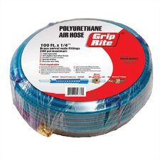 "1/4"" Diameter 100 Foot Polyurethane Air Hose"