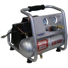 1 Gallon 1 HP Oil Free Electric Hand Carry Air Compressor