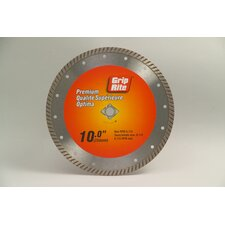 Premium Turbo Diamond Blade