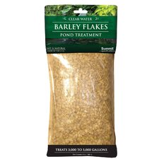 Clear-Water Barley Flakes Pond Treatment