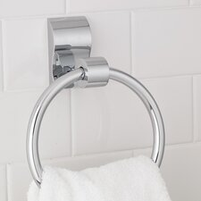 Wave Wall Mounted Towel Ring