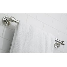 "Emily 18"" Wall Mounted Towel Bar"