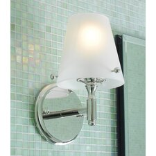 <strong>Norwell Lighting</strong> Arlington1 Light Wall Sconce