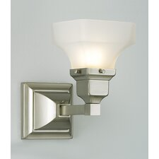 <strong>Norwell Lighting</strong> Birmingham 1 Light Wall Sconce