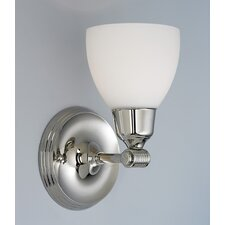 <strong>Norwell Lighting</strong> Deco 1 Light Wall Sconce