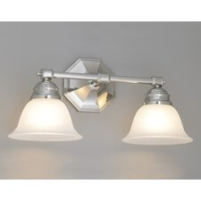 <strong>Norwell Lighting</strong> Kathryn 2 Light Bath Vanity Light