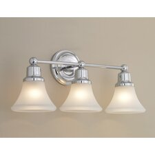 Elizabeth 3 Light Bath Vanity Light