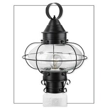 <strong>Norwell Lighting</strong> Cottage Onion 1 Light Outdoor Post Lantern