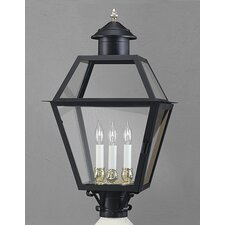"Lexington 3 Light 13"" Outdoor Post Lantern"