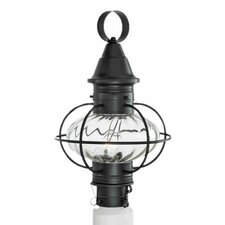 New Vidalia Onion 1 Light Outdoor Post Lantern