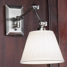 Maggie Swing Arm Wall Sconce