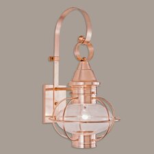 New Vidalia Onion Medium 1 Light Outdoor Wall Lantern
