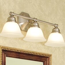 <strong>Norwell Lighting</strong> Kathryn 3 Light Bath Vanity Light