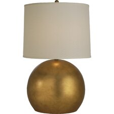 "Latitude 22.5"" H Table Lamp with Round Shade"