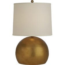 "Latitude 22.5"" H Table Lamp with Empire Shade"