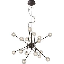 Galaxia 16 Light Pendant