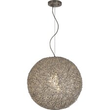 Salon 6 Light Globe Pendant