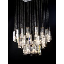 <strong>Trend Lighting Corp.</strong> Diamante 36 Light Crafted Chandelier