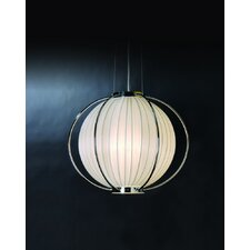 Furies 1 Light Globe Pendant