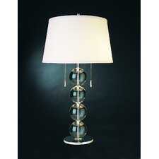 Quattro 2 Light Table Lamp