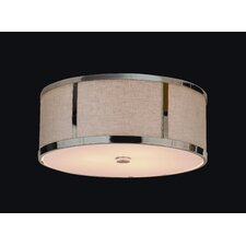 <strong>Trend Lighting Corp.</strong> Butler Flush Mount