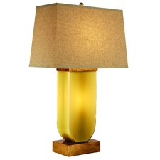 "Aramis 32"" H Table Lamp with Rectangle Shade"