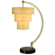 "Astoria 32"" H Table Lamp with Drum Shade"