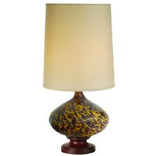 "Hitari 27"" H Table Lamp with Empire Shade"