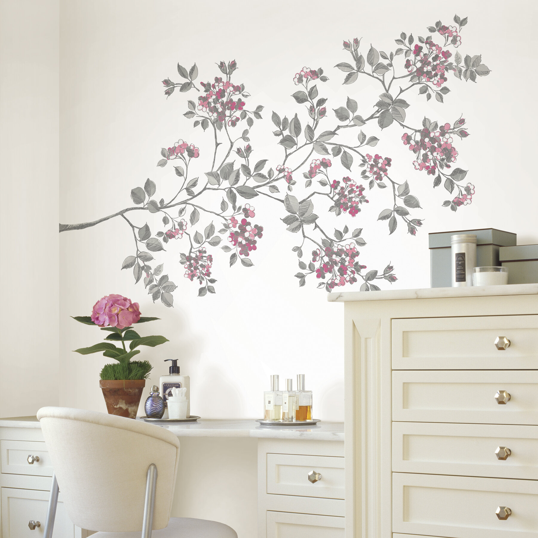 Great  Blossom Wall Decal