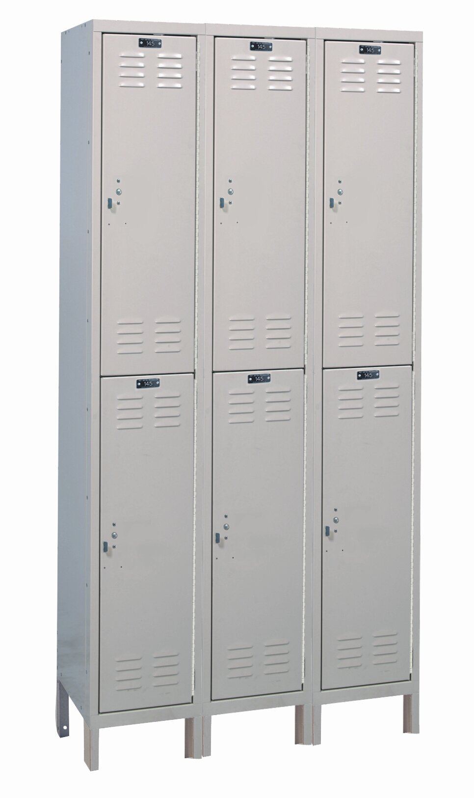 2 Tier Locker Hallowell