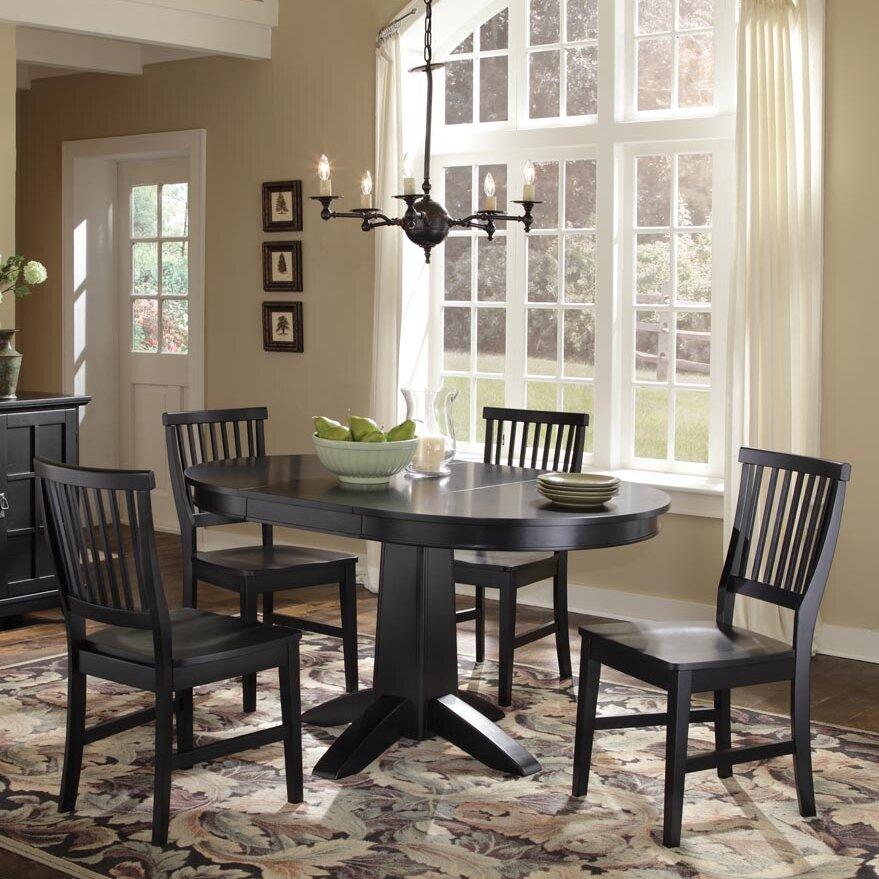 No Credit Home Styles Arts and Crafts 5 Piece Dining Set