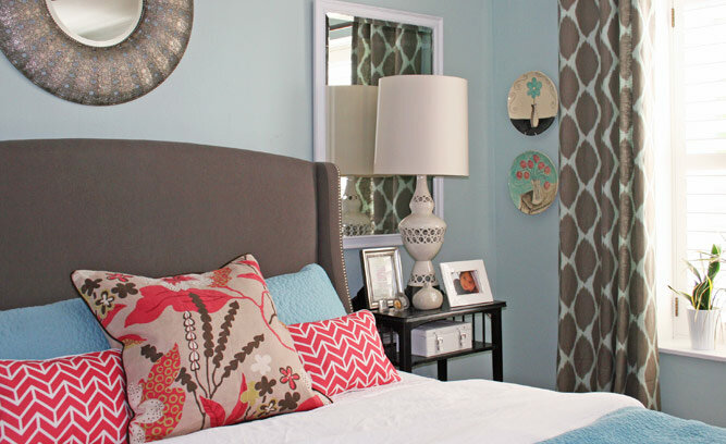 Relaxing master bedroom get the look wayfair