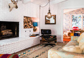 House Tour: Eclectic Colonial