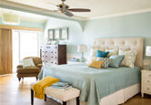 Bedroom: Pastel Dream