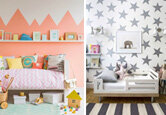 Statement Walls in Kids' Rooms