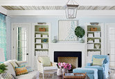 A Bright & Stylish Space