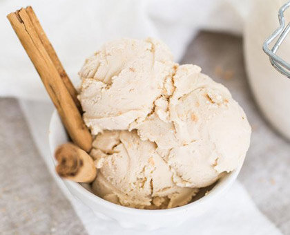 chai latte ice cream