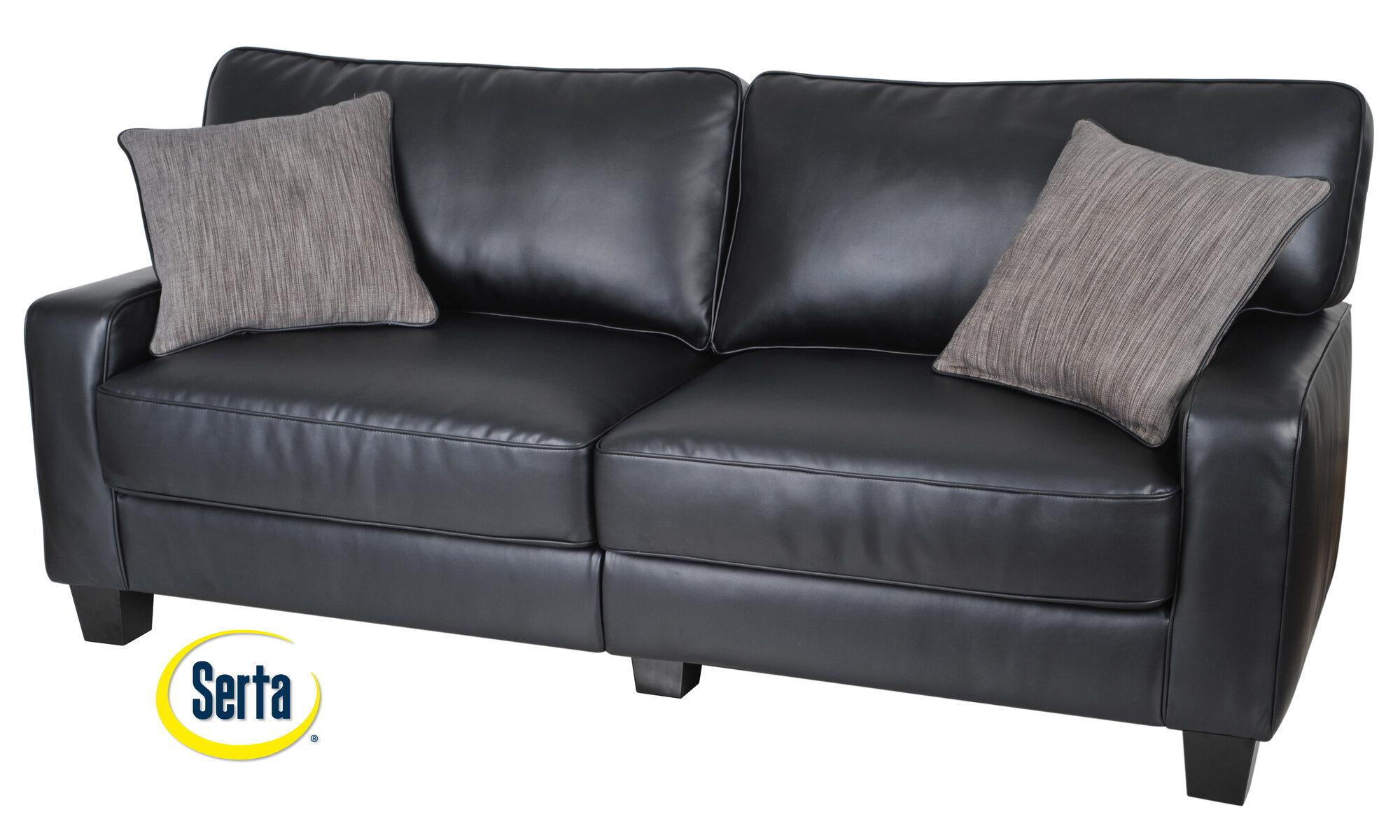 ezcreditwarehouse bad credit serta at home santa rosa sofa. Black Bedroom Furniture Sets. Home Design Ideas