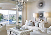 Glam Living Room Decor