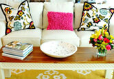 Decorate with Bold Prints and Patterns