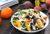 Roasted Beet, Fennel, and Orange Salad