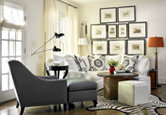 5 Design Tips For a Small Living Room