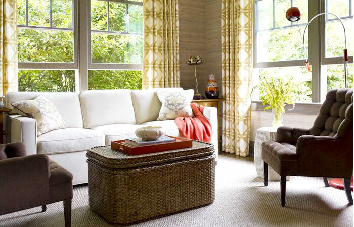 Living room organization ideas wayfair for Living room organization