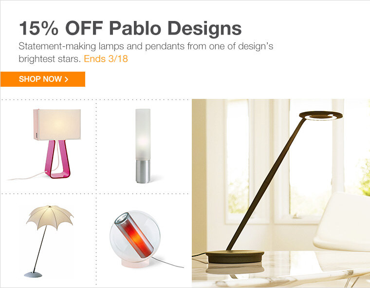 Pablo Design Sale
