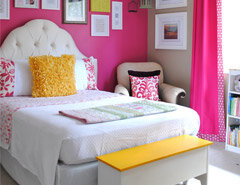 10 Girls' Bedroom Decorating Ideas
