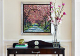 10 Ways to Decorate Your Entryway for Spring
