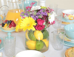 3 DIY Spring Table Centerpieces